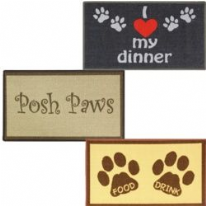 JVL Pets Washable Mat - 40x70